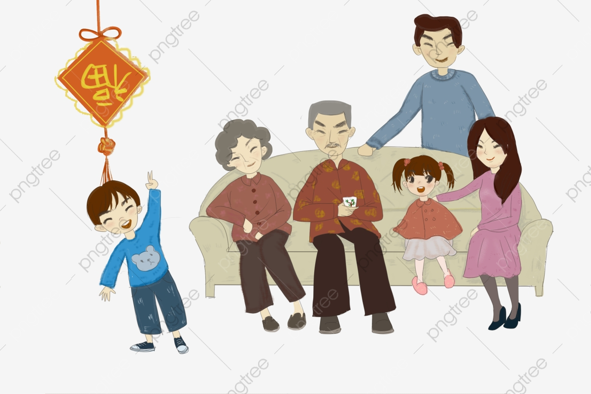 Filial piety illustration image_picture free download 400159288_lovepik.com
