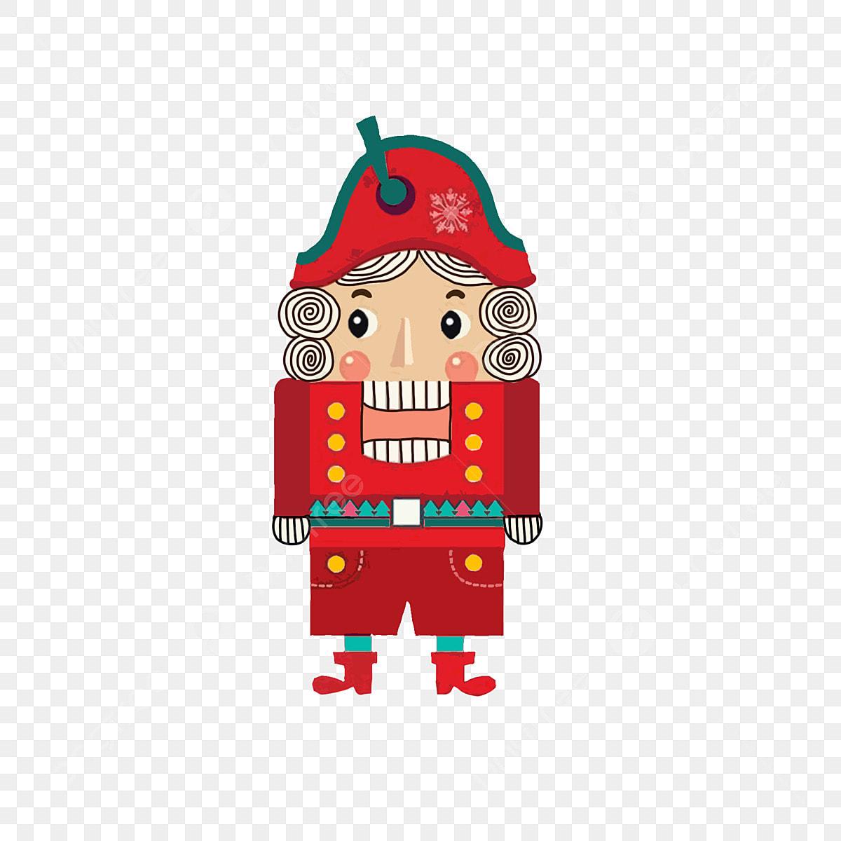 Nutcracker Christmas Tree Clipart.Nutcracker Knight Pine Christmas Gift Santa Claus Snowman