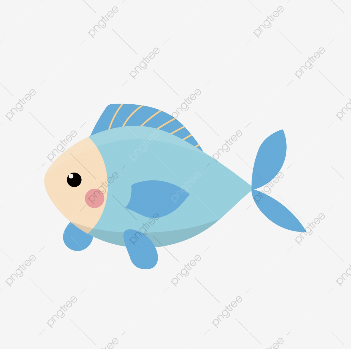 Small Fish Small Fish Cartoon Cute Cartoon Lovely Cute Cartoon Cartoon Png And Vector With Transparent Background For Free Download