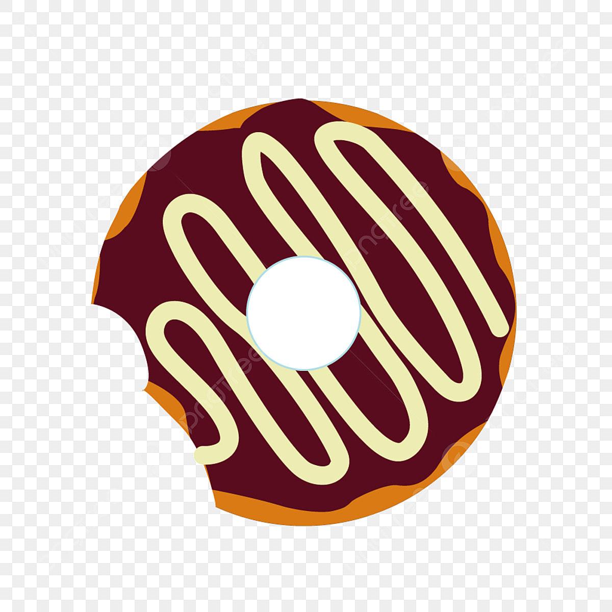 Telechargement De Donut Png En Ete Dessin Anime Dessine A La Main