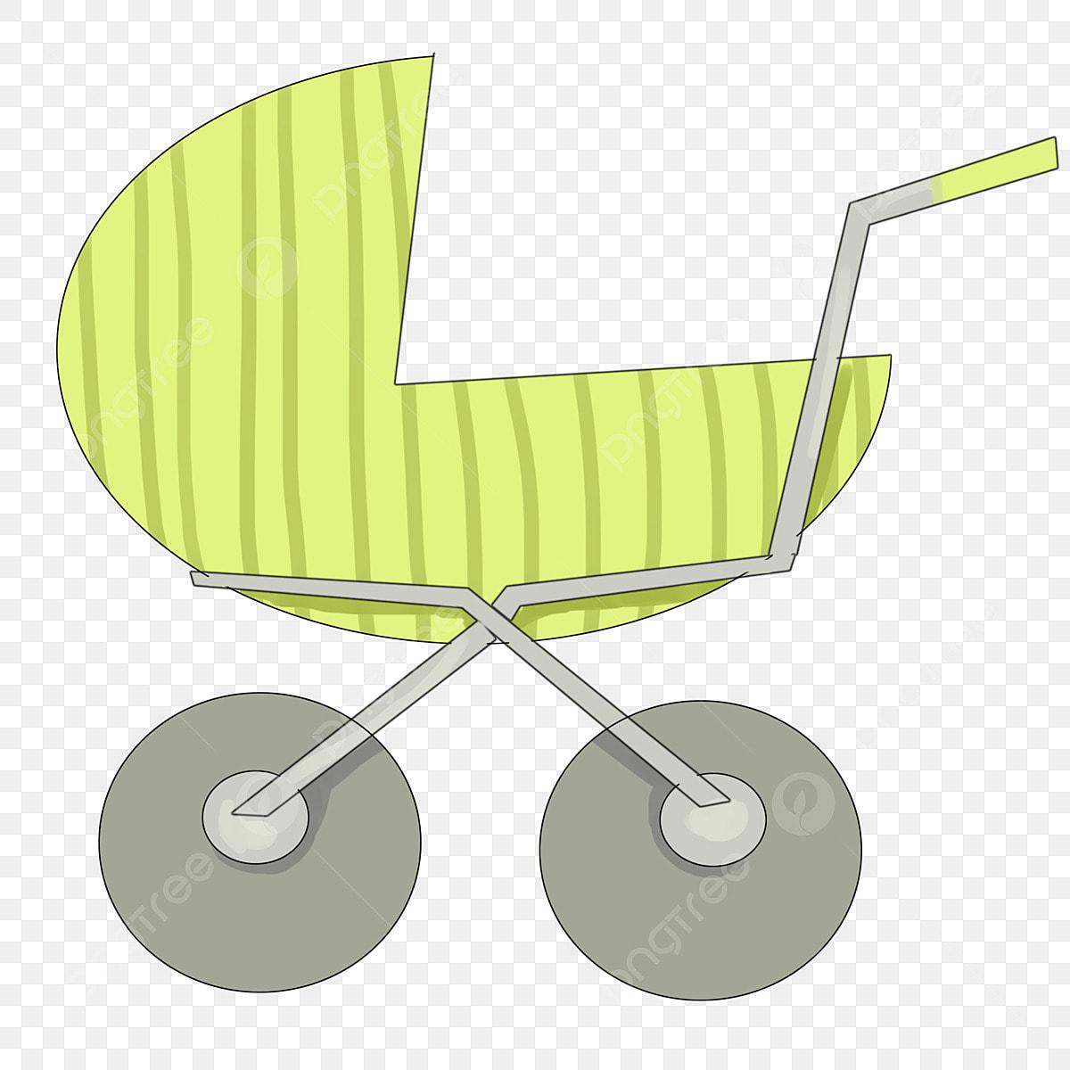 Amarelo Carrinho De Bebe Suprimentos Maternos E Infantis Carrinho