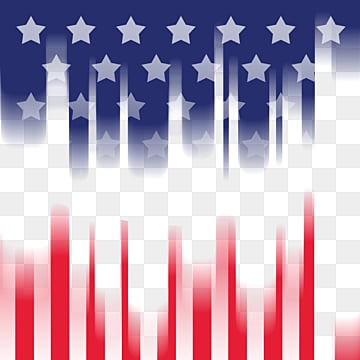 american fantasy american flag border, Usa, National Flag, Flag PNG and PSD