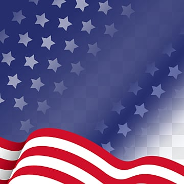 american fantasy star flag border, Usa, National Flag, Flag PNG and PSD
