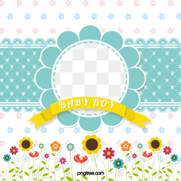 mint green lovely wind baby album, Cartoon, Lovely, Baby Album PNG and PSD