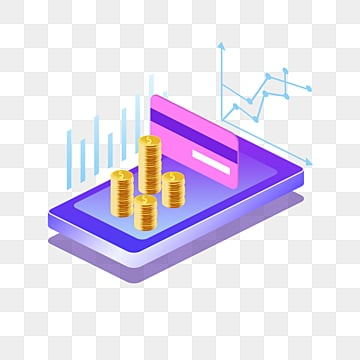purple 25d mobile technology finance, Business Finance, Mobile Phone, Data Graph PNG and PSD