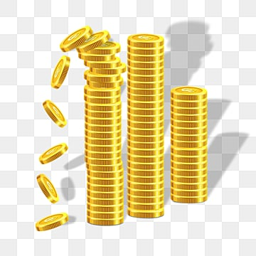 texture arrangement falling financial gold coin elements, Business Affairs, Investment And Financing, Permutation State PNG and PSD