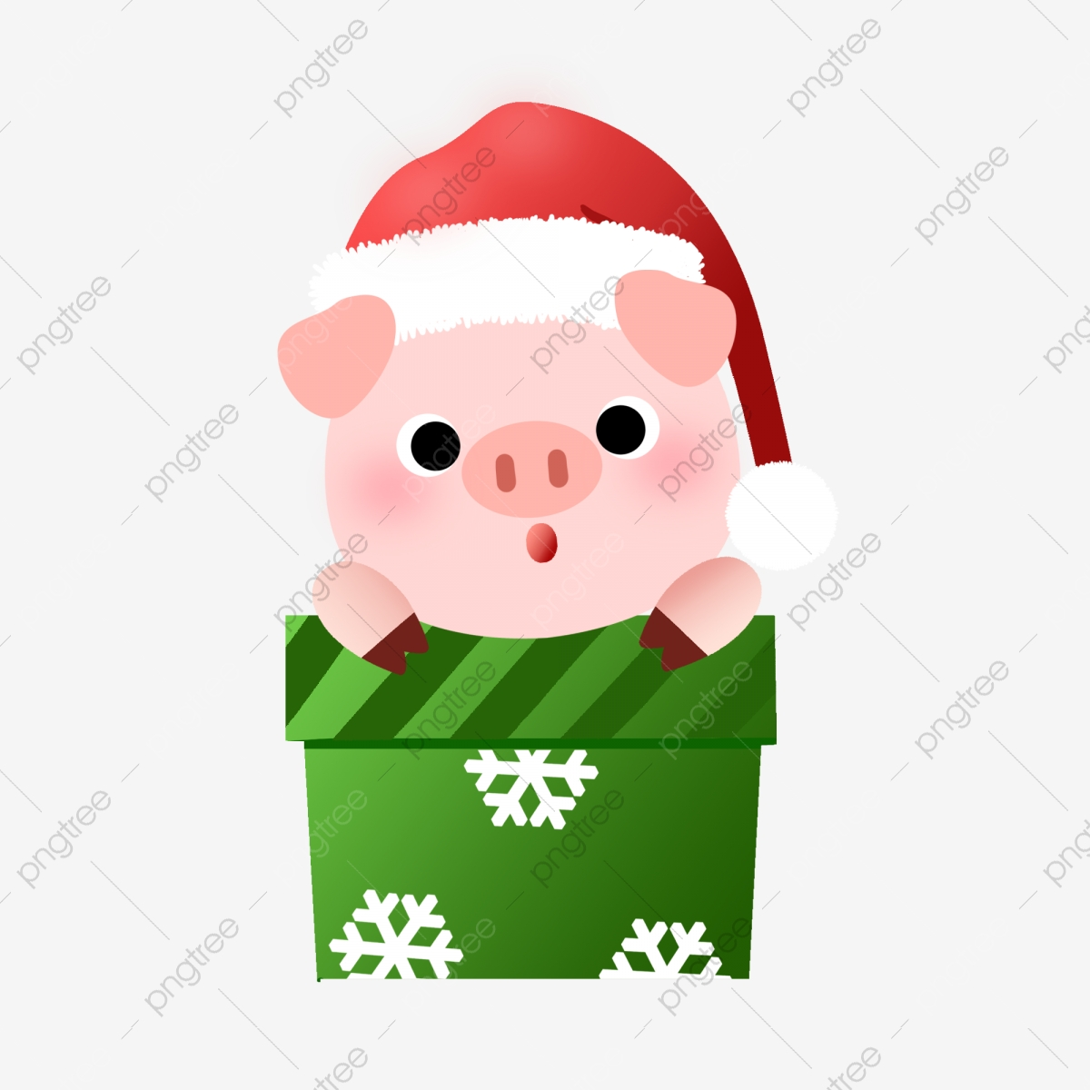 2019 Chinese New Year Pig Year Auspicious Ornament Cartoon Desktop Gifts US
