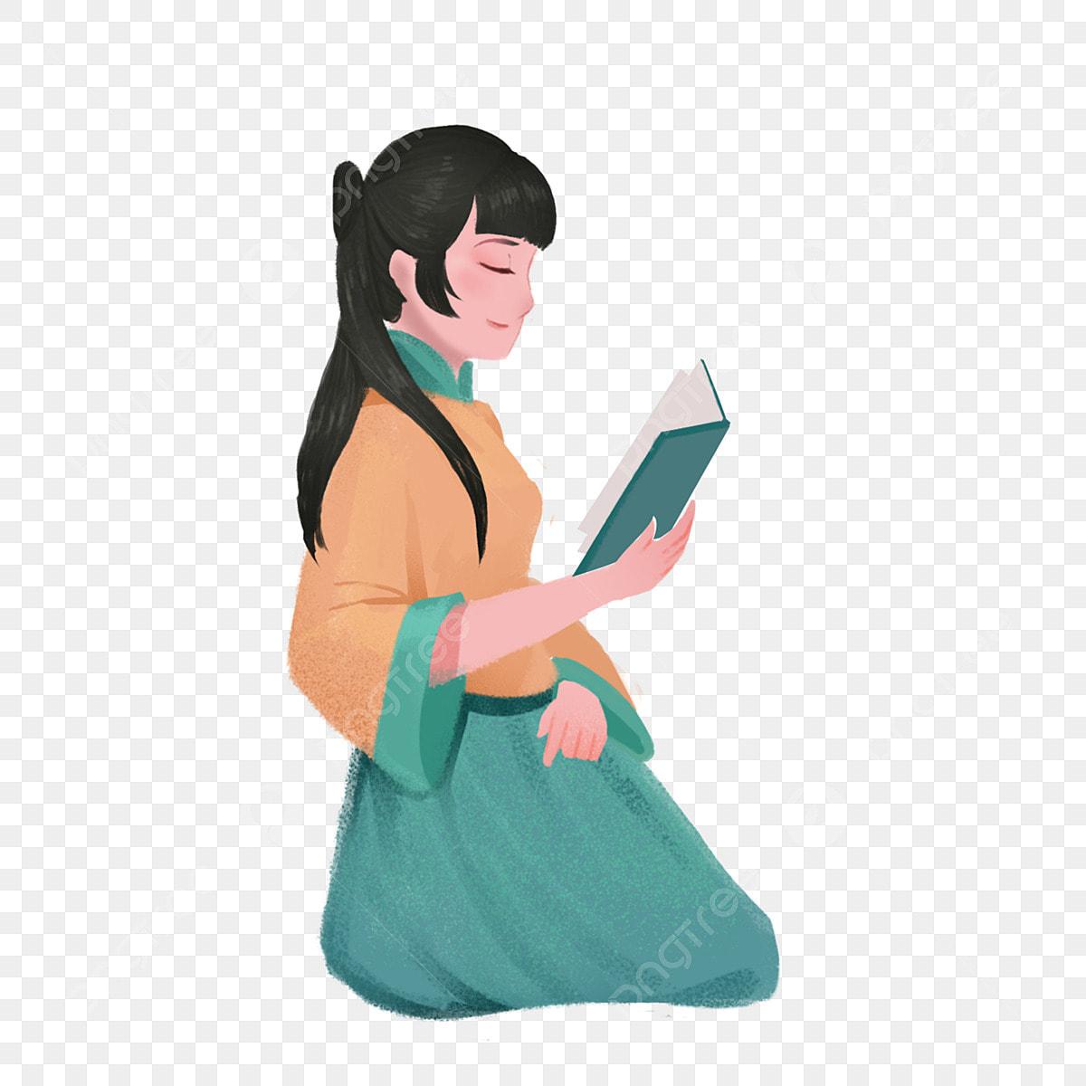 Menina Estudando Png Vetores Psd E Clipart Para Download