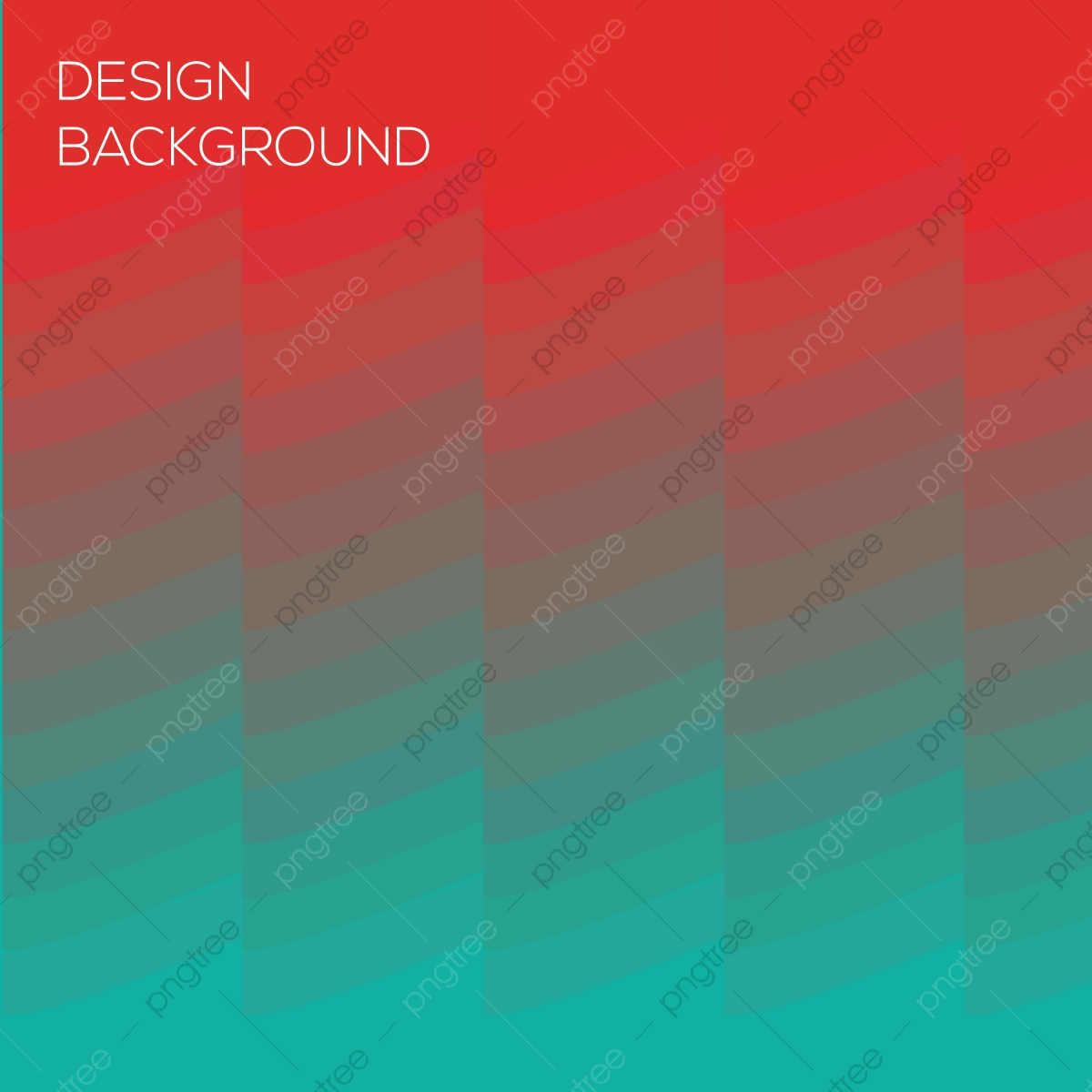 Blue To Red Abstract Background Red Text Shapes Png And