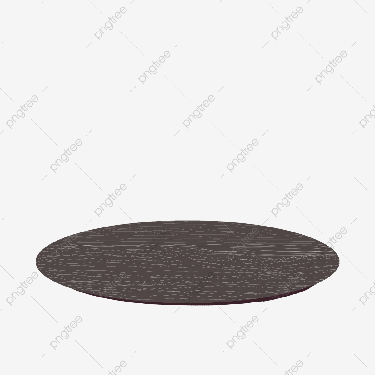 Carpet Round Blanket On The Ground Cartoon Mat Brown Blanket Dark Floor Mat Png Transparent Clipart Image And Psd File For Free Download