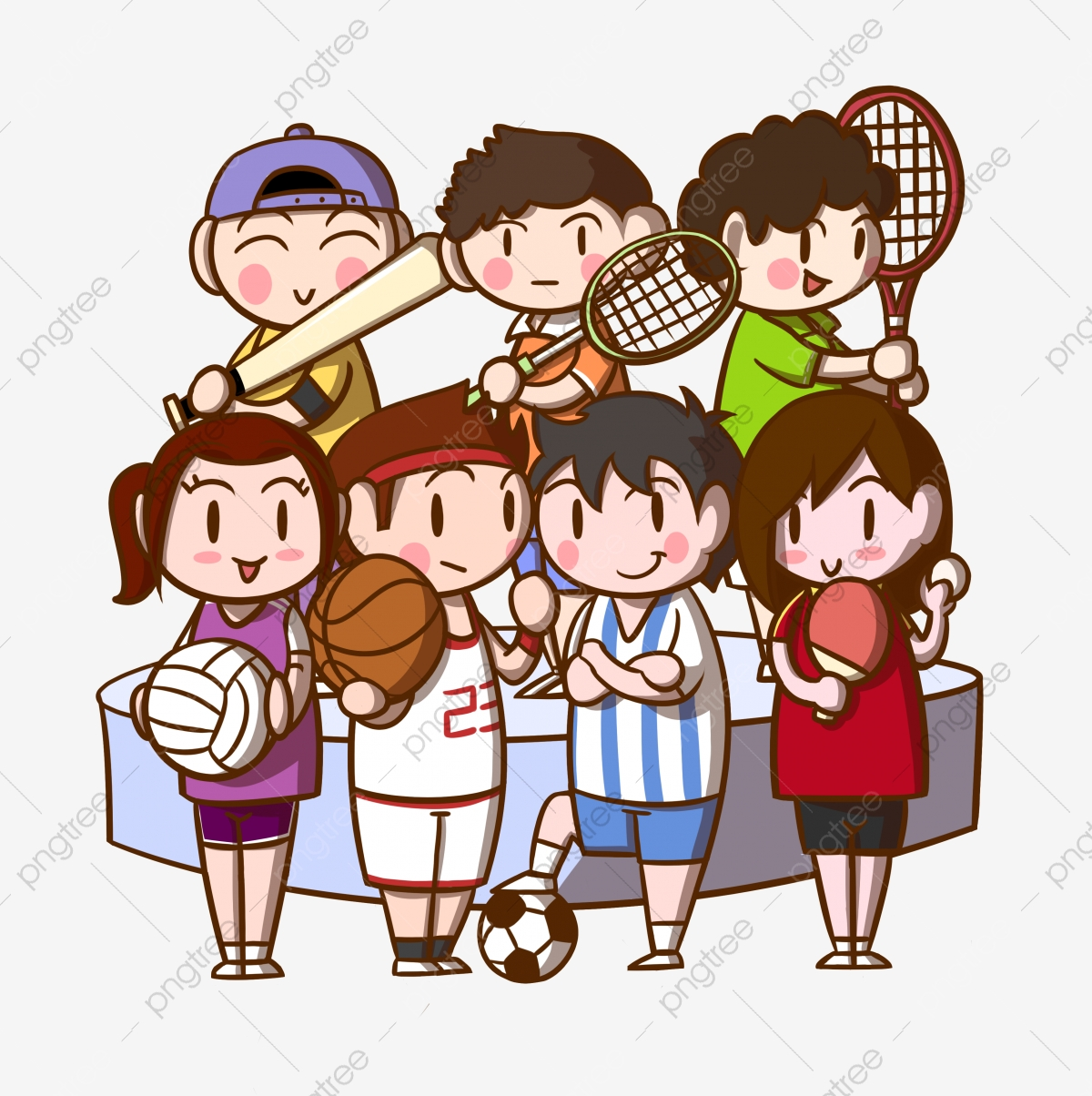 Child Primary School Student Student Physical Education Cartoon Child Juvenile Png Transparent Clipart Image And Psd File For Free Download