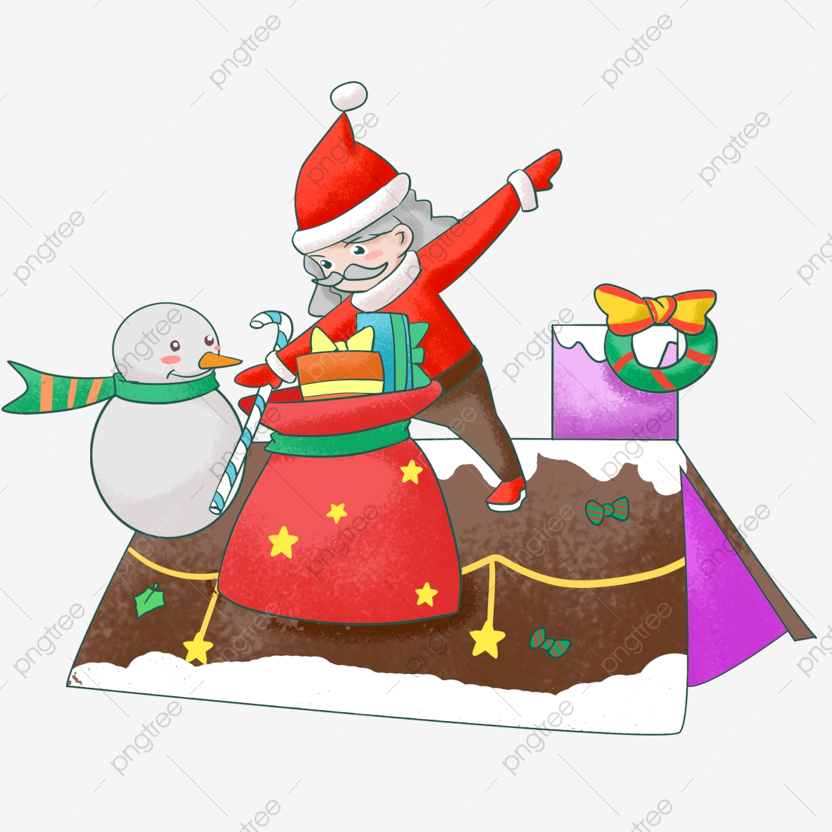 Christmas Giving Clipart.Christmas Christmas Gifts Merry Christmas Santa Claus Gift