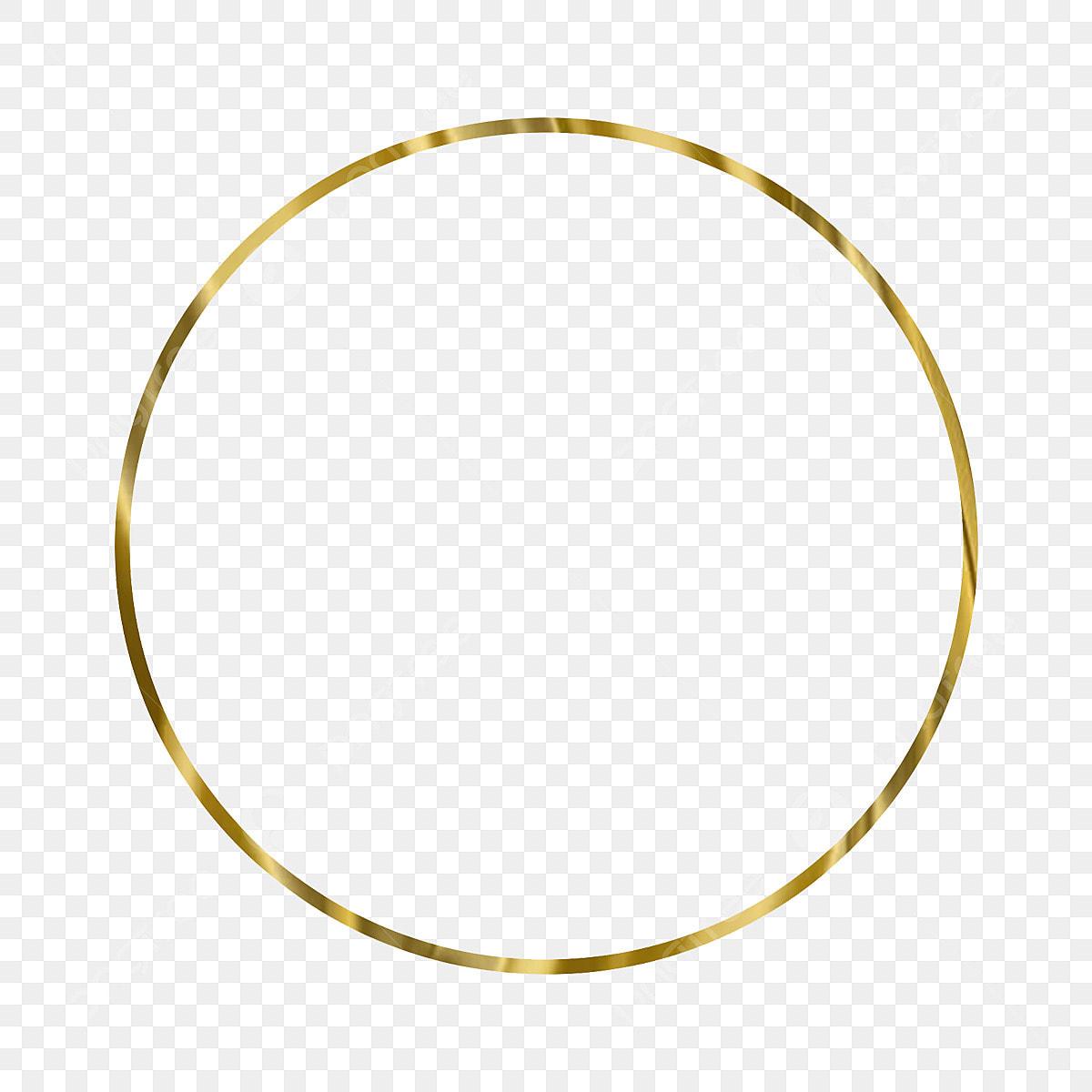 Circulo Dourado Circle Circulo Dourado Png Transparent