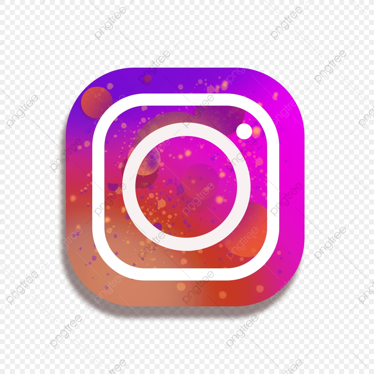 Instagram Color Icon Instagram Icon Color Logo Social Media Png Transparent Clipart Image And Psd File For Free Download