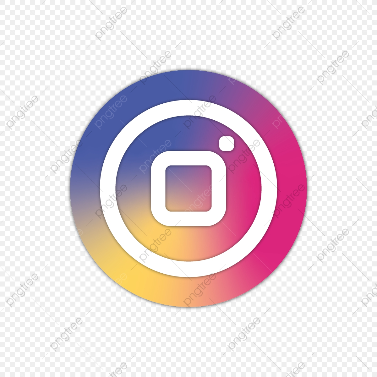 Instagram transparent background. Logo inverse instagral png