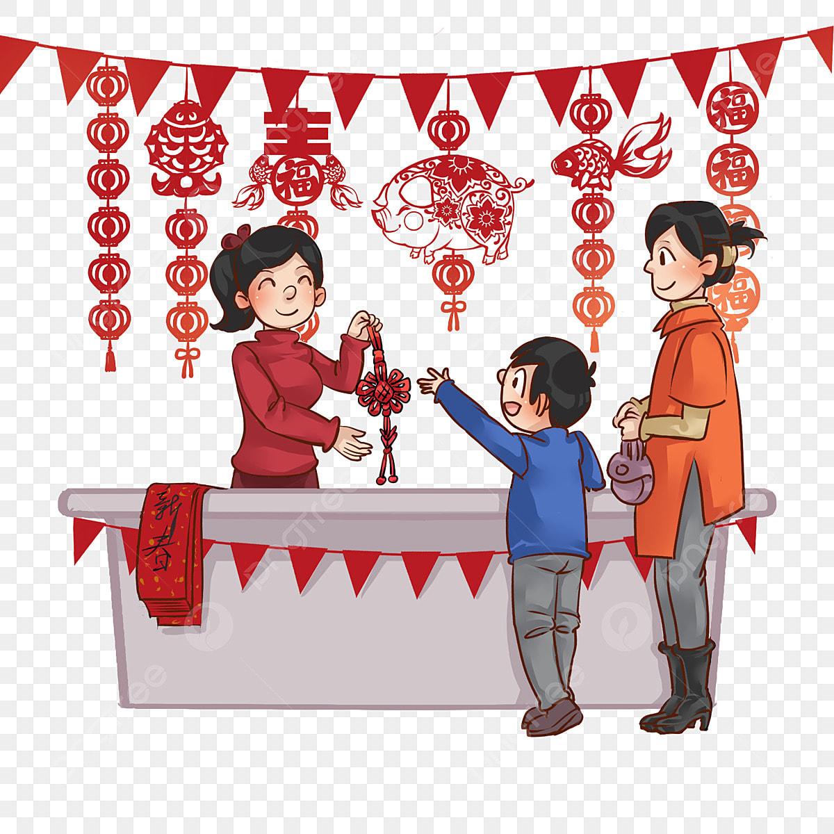 Petit Garçon Fête Traditionnelle Chinoise Fête Du Printemps