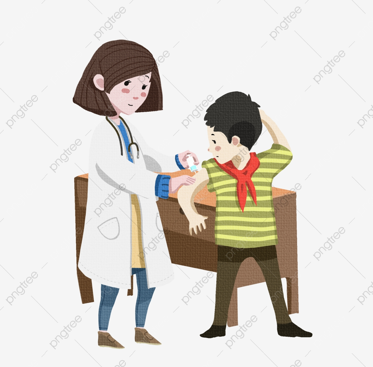m u00e9dical docteur traitement h u00f4pital vaccinant injection