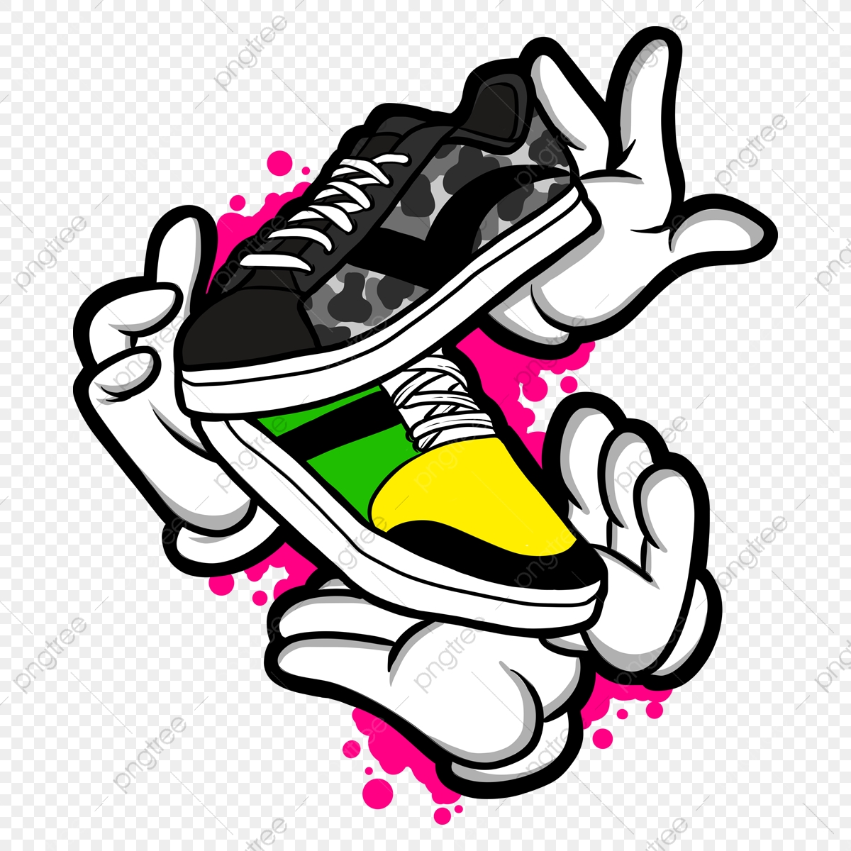 Sneakers Png, Vector, PSD, And Clipart With Transparent