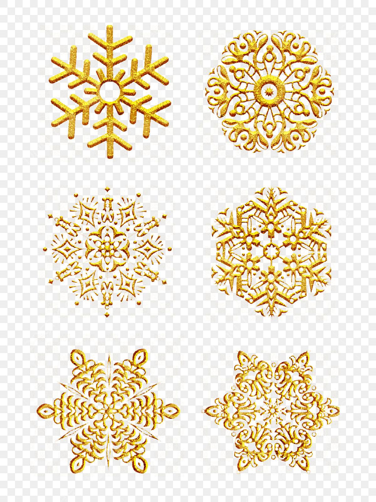 Winter Karikatur Des Neuen Jahres Der Schneeflocke Ikone