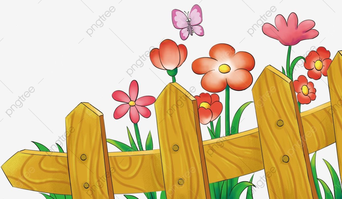 summer garden gardening flower flowers plant fence png transparent clipart image and psd file for free download https pngtree com freepng summer garden gardening flower 3967090 html