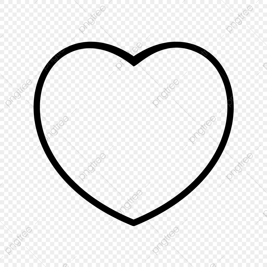 Vector Heart Icon, Favorite, Heart, Like PNG and Vector with
