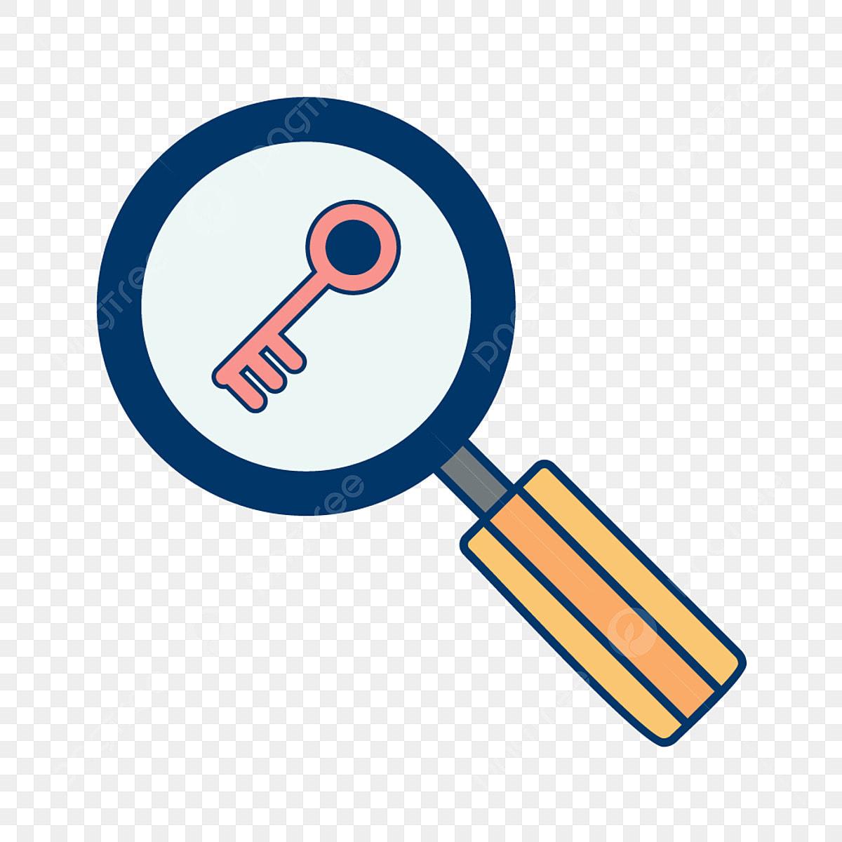 Vector Keyword Search Icon, Search Icon, Find Icon ...