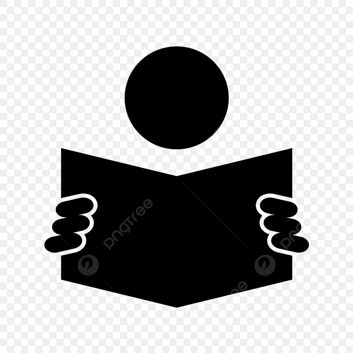 lic u00f4ne vecteur lecture  en mati u00e8 re  livre  conception png