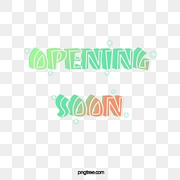 3d green gradual grand opening font Fonts