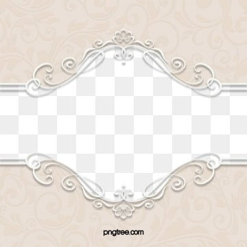 filigree paper cut frames, Frame, Decoration, Vector PNG and PSD