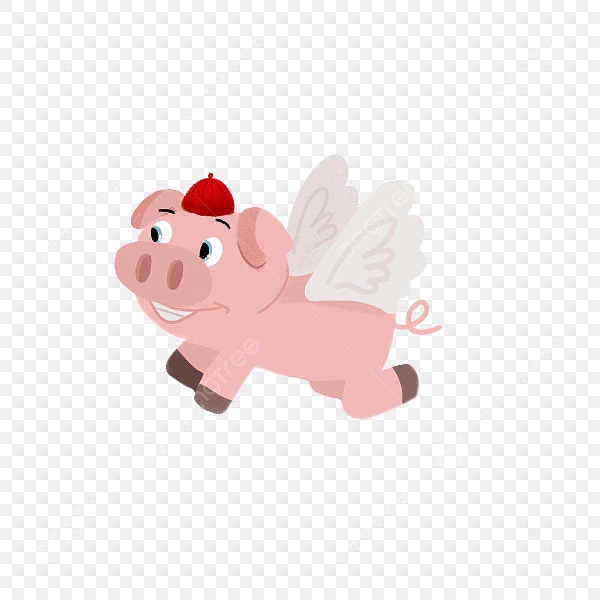 101+ Gambar Babi Terbang Terbaik