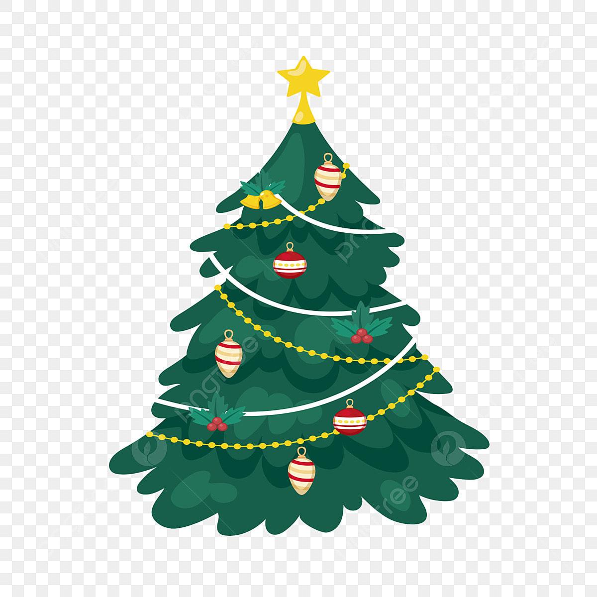 Dessin Dessiné à La Main De Sapin Noël Arbre De Noel Vert