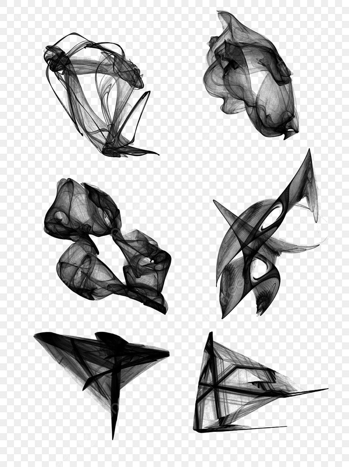 80 Gambar Abstrak Hitam Putih Simple Paling Bagus