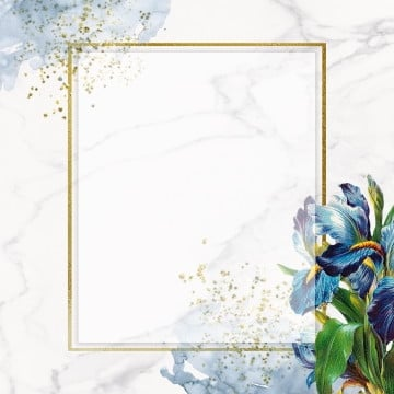 beautiful floral frame, Marble, Rose, Frame PNG and PSD