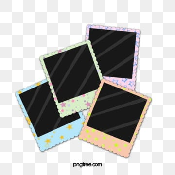 cartoon color star frame, Cartoon, Lovely, Colour PNG and PSD