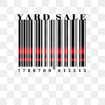creative english digital barcode, Element, Creative, Scanning PNG and PSD