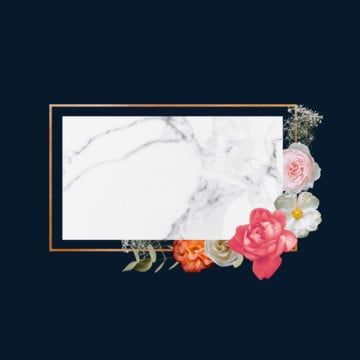 floral banner design, Banner, Floral Banner, Golden PNG and PSD