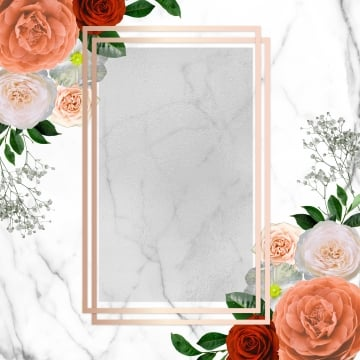 floral frame design, Frame, Floral Frame, Rose PNG and PSD