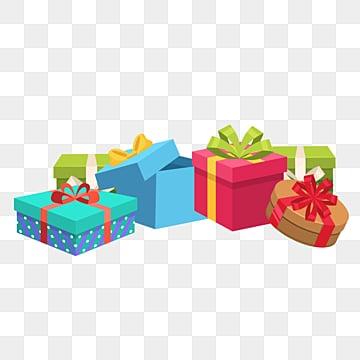 IL regalo di compleanno di Colore dipinta a Mano, Il Nastro, Colore, Dipinta A Mano PNG e PSD