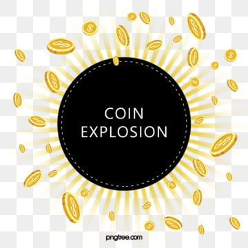 simple dollar explosion hand painted elements, Element, Spatter, Flat PNG and PSD