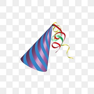 Per festeggiare il Clown Tassel Cappello Viola, Luster, Il Clown Cappello, Il Cappello PNG e PSD