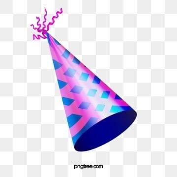 La festa di compleanno di Cappello Viola, E Colorato, Briciole Di Colore, La Bandiera PNG e PSD