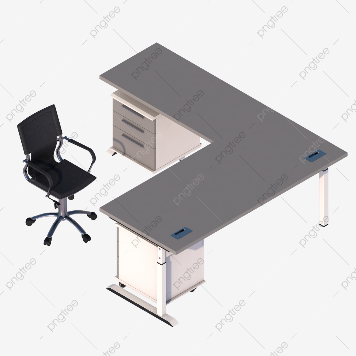 Image of: Business Office And Table Chair Set 2 5d Commercial Elements Business Office Commercial Png Transparent Clipart Image And Psd File For Free Download