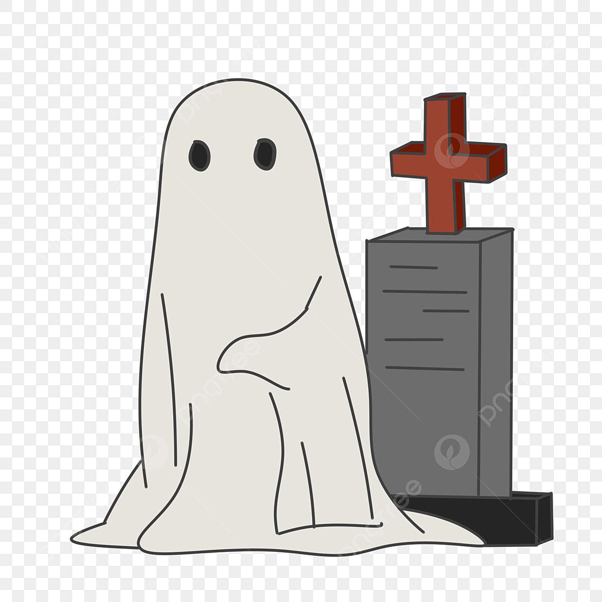 éléments De Modèle Commercial Halloween Frais Dessin Animé