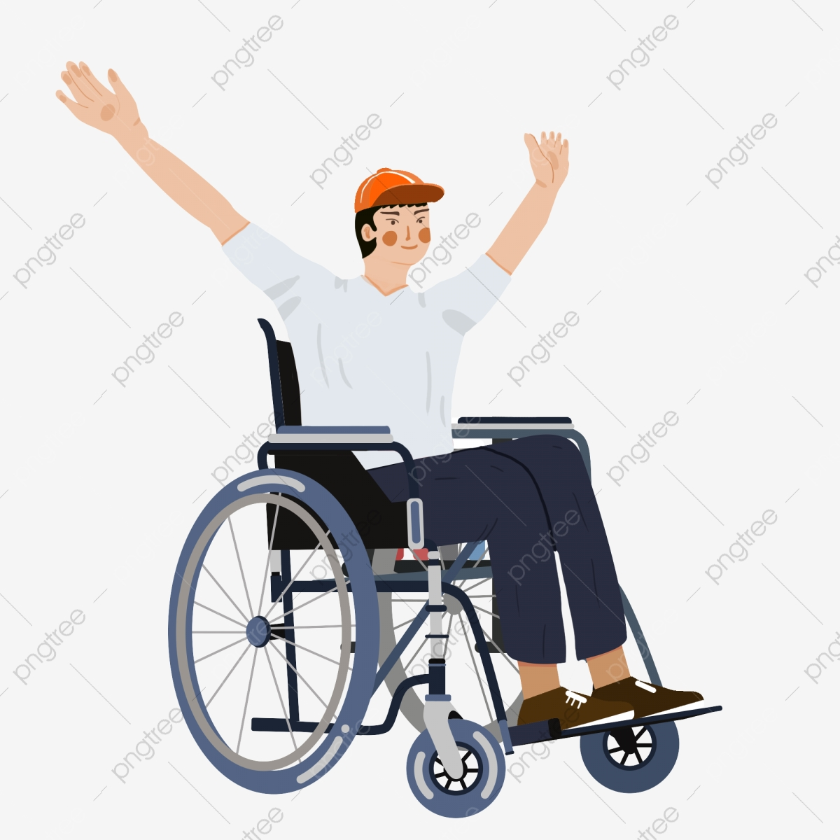 Wheelchair Png Images Vector And Psd Files Free Download On Pngtree