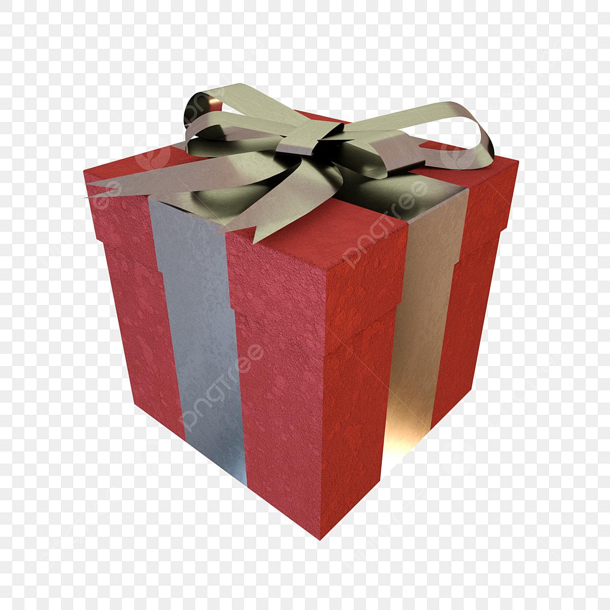 Coffret Cadeau élément Anniversaire De Noël Dessin Animé Arc