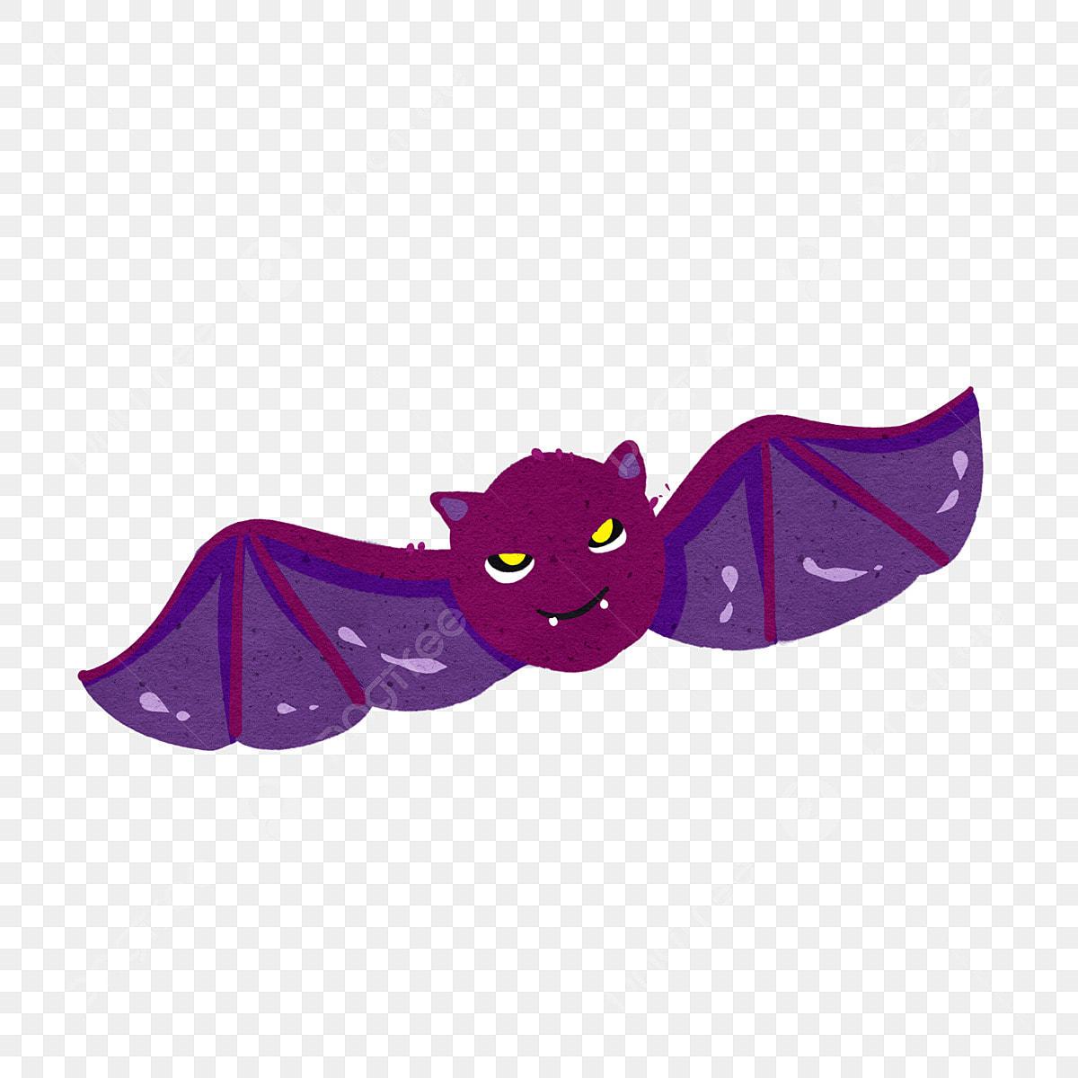 Mao Desenhada Elemento De Desenho Morcego Abobora Halloween Dia