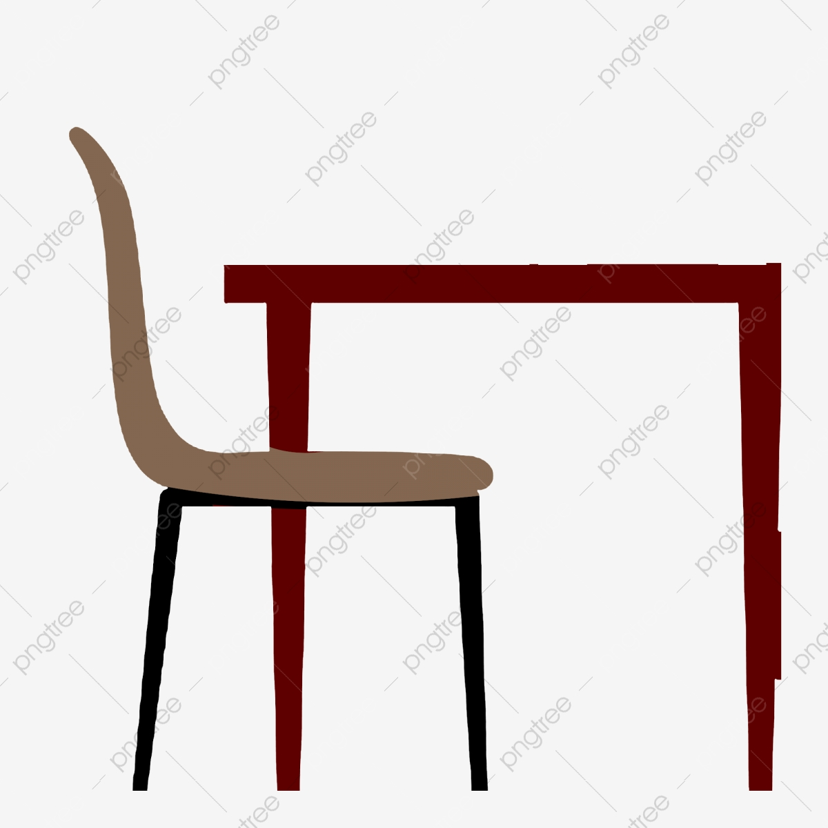 Diseño Comerciales Mesa Con De Silla Y Elementos Simple lcJ3F1TK