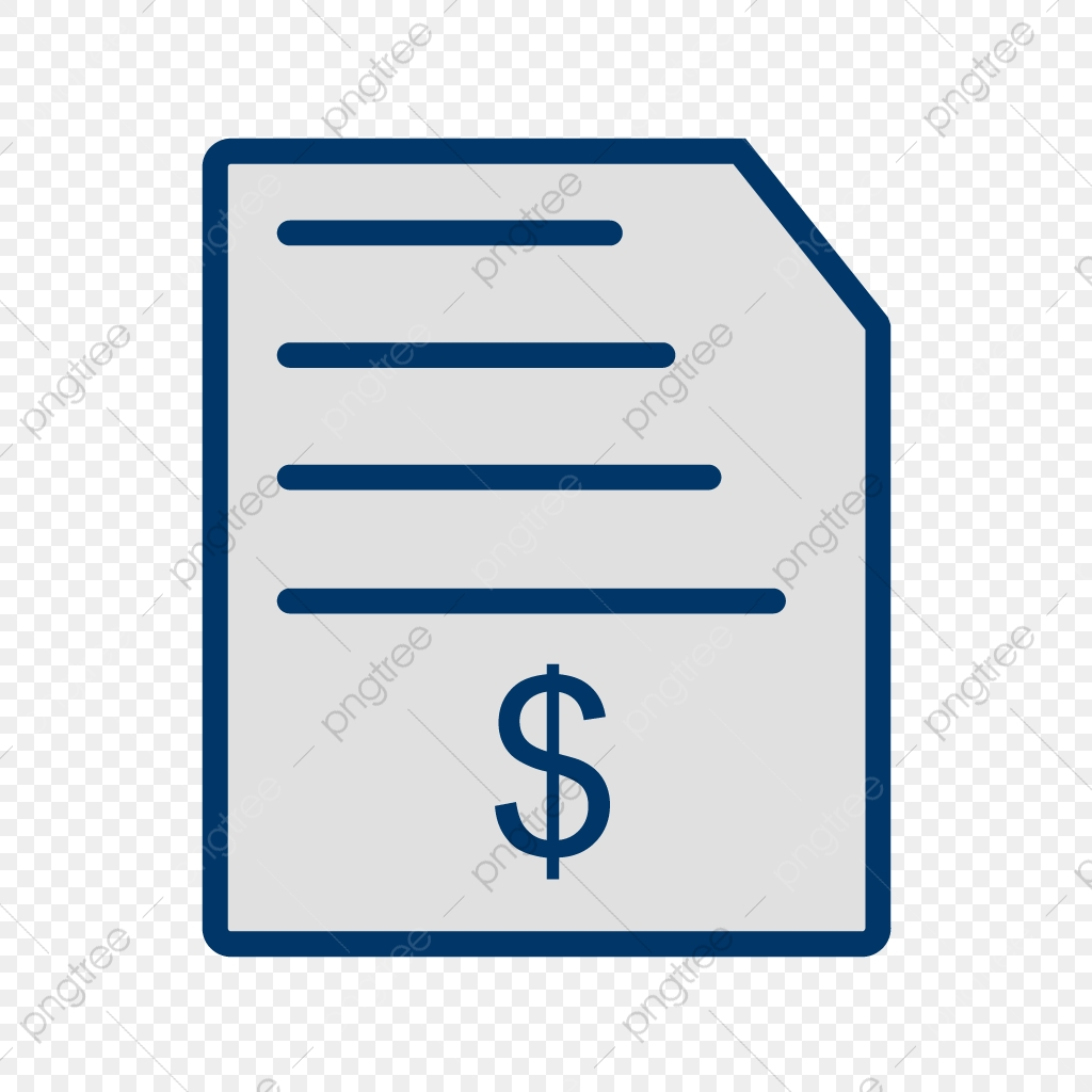 Vector Invoice Vector Icon Invoice Receipt Order Png And
