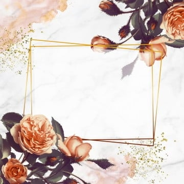 floral frame design, Frame, Watercolor, Glitter PNG and PSD