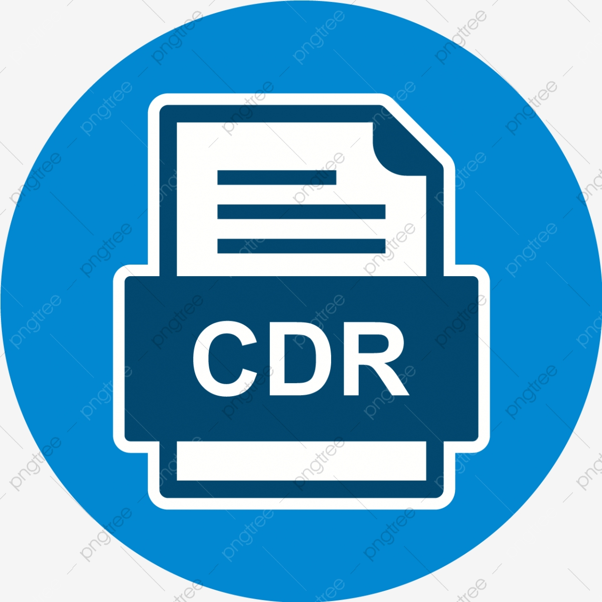 Cdr File Document Icon, Cdr, Document, File PNG and Vector